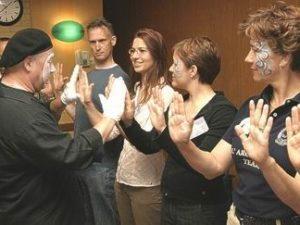 Workshop (panto)mime