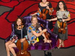 Pavadita Tango String Quartet