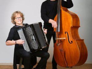 Otine van Erp en John van der Sanden